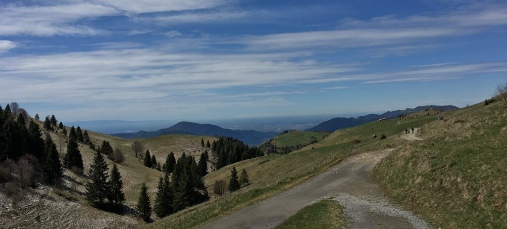 Monte Farno – Rifugio Parafulmine